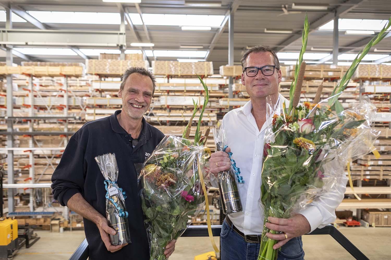 Roy van Maarseveen en René van Veen